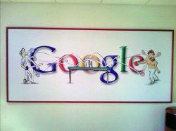 Интересные доработки в логотипе Гугла (фото)