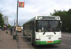 При взрыве газового баллона в московском автобусе пострадали три человека
