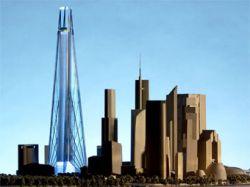 Первый камень высочайшего небоскреба Европы заложат в сентябре