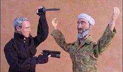 Охрану Буша проверили на прочность