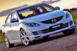 Фото новой Mazda6