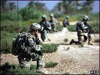 """Большинство людей \""""за вывод войск из Ирака\"""""""