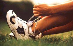 Правильные кроссовки для бега