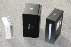 Распаковка новых плееров iPod: фоторепортаж с места событий