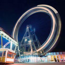 Сингапур строит самое высокое в мире колесо обозрения