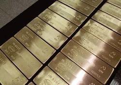 На мировых рынках произошел значительный рост цен на золото