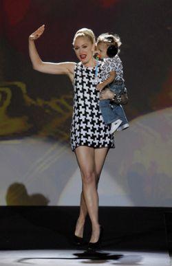 Коллекция Гвен Стефани вызвала овации на Неделе моды в Нью-Йорке