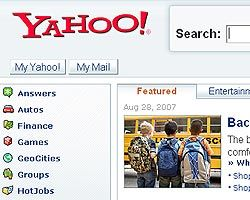 Yahoo меняет концепцию своего социального сайта
