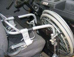 Инвалидным креслом можно управлять при помощи мысли