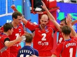 На первенстве континента по волейболу Россия не проиграла еще ни одного сета
