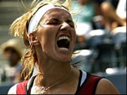 Кузнецова вышла в финал US Open, где сыграет с Энен