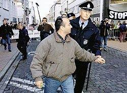 Бельгийская полиция арестовала неизвестных россиян
