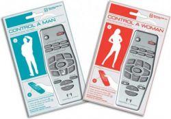 Пульты для дистанционного управления мужчиной и женщиной (фото)