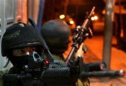 Израильский спецназ захватил высокопоставленного сотрудника полиции ХАМАС
