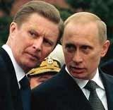 Сергей Иванов кинет Владимира Путина через один-два года после прихода к власти