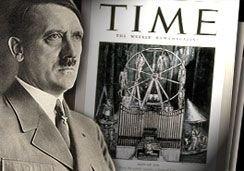 Человек года-1938 : Адольф Гитлер