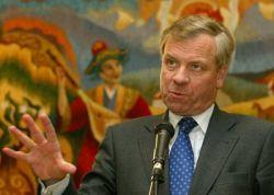 Генсек НАТО призывает дружить с Россией