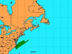 """На юго-восточное побережье США надвигается ураган \""""Габриэль\"""""""