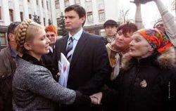 Тимошенко вернет пенсионерам советские сбережения