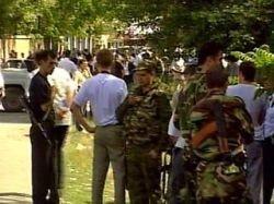 В Нальчике у базы ОМОНа взорвана бомба