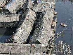 Наводнение в Бангладеш - затоплена треть страны