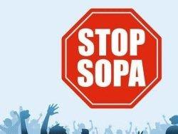 Сенаторы в США не поддержали SOPA