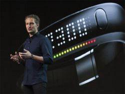 Специалисты Nike разработали умный браслет