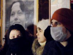 Скинхеды напали на участников акции памяти Маркелова