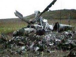 На юге Афганистана потерпел крушение вертолет НАТО
