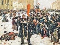 Почему в 1905 году случилось Кровавое воскресенье?