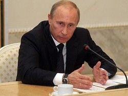 ВЦИОМ: рейтинг Путина превысил 50%
