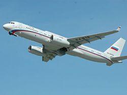 Для следующего президента закажут три самолета Ту-214
