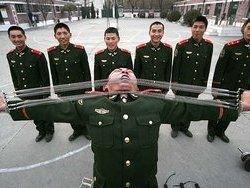 Новые китайские солдаты
