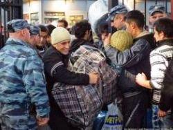 В России нелегально трудятся от 6 до 12 млн мигрантов