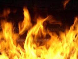 Джип чиновницы администрации сожгли в Сарове