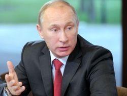 Спичрайтеры Путина подошли к делу нечетко