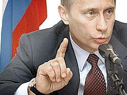 Почему рейтинг Путина растёт?