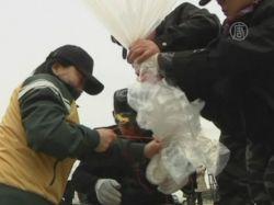 Беглецы из КНДР шлют на родину еду
