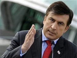 Саакашвили: у Путина проблемы с грузинским народом