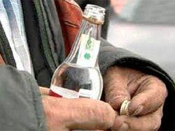 Алкоголь провоцирует разрушение костей