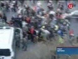 Демонстрация в марокканской столице закончилась самосожжением