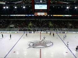 В Риге состоялся матч легенд мирового хоккея