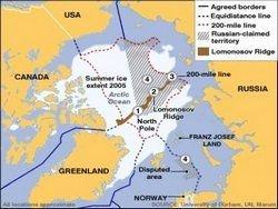 Стоит ли готовиться к большой арктической войне
