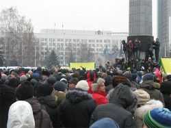 Красноярцы зря ходили на митинги, уверен глава крайизбиркома