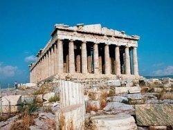 Памятники Древней Греции теперь будут сдавать в аренду
