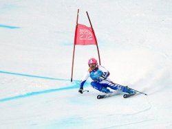 Россиянка завоевала бронзу в слаломе на юношеской Олимпиаде