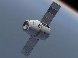 Космический корабль Dragon может заменить Союз