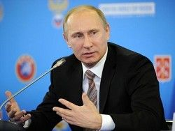 Путин: Россию пытаются разрушить, как СССР