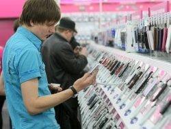 Рынок мобильных телефонов в России вырос в 2011 году на 12%