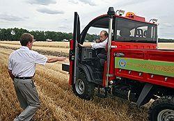 Зерно созрело для интервенций: убытки его производителям практически гарантированы